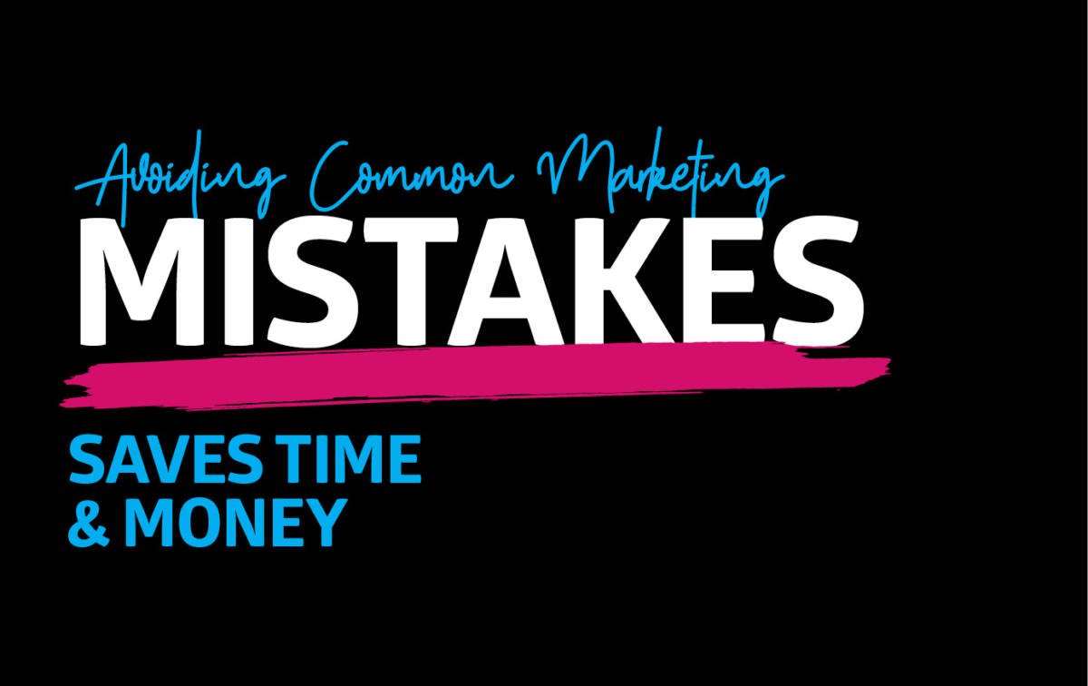Marketing Mistakes Blog
